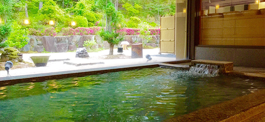 心温まる、最高の温泉。のイメージ